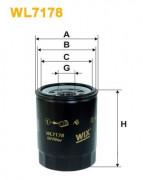 Масляный фильтр WIX WL7178
