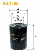 Масляный фильтр WIX WL7199