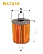 Масляный фильтр WIX WL7215