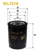 Масляный фильтр WIX WL7219