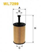 Масляный фильтр WIX WL7299