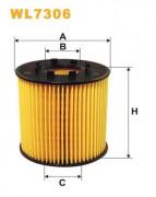 Масляный фильтр WIX WL7306