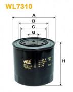 Масляный фильтр WIX WL7310