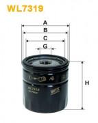 Масляный фильтр WIX WL7319