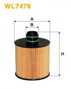 Масляный фильтр WIX WL7479
