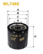 Масляный фильтр WIX WL7485