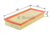 Воздушный фильтр BOSCH F026400006