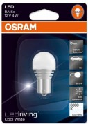 Светодиодная (LED) лампа Osram LEDriving OS 7556CW-01B / 7556WW-01B P21W (BA15S)
