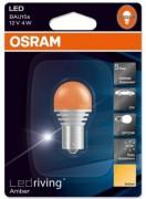 Светодиодная (LED) лампа Osram LEDriving OS 7557 YE PY21W (BAU15S) (повороты)