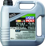 Моторное масло Liqui Moly Special Tec АА 5W-30