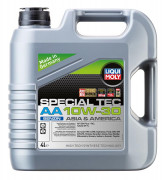 Моторное масло Liqui Moly Special Tec AA Benzin 10W-30