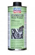 Антифрикционная присадка для долговременной защиты двигателя Liqui Moly Molygen Motor Protect (500мл)