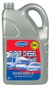 Моторное масло Comma Super Diesel 15w40