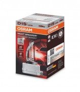 Ксеноновая лампа Osram D1S Xenarc Night Breaker Unlimited OS 66140XNB 35W Germany