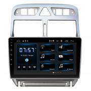 Штатная магнитола Incar XTA-7002 для Peugeot 307 (Android 10)