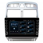 Штатная магнитола Incar XTA-7002R для Peugeot 307 (Android 10)