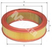 Воздушный фильтр MFILTER A101