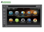 Штатная магнитола Swat для Nissan Note, X-Trail, Qashqai, Juke, Pathfinder, Micra (OS Android)