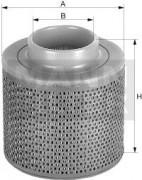 Воздушный фильтр MANN C17100
