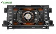 Штатная магнитола Road Rover для Mazda 6 2012+, Mazda CX-5 2012+