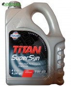 Моторное масло Fuchs Titan Supersyn 5W-40