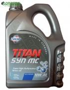 Моторное масло Fuchs Titan Syn MC 10W-40