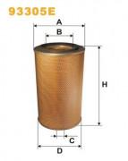 Воздушный фильтр WIX 93305E