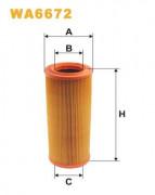 Воздушный фильтр WIX WA6672