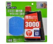 Жидкий полироль с абразивом Soft99 09146 Super Liquid Compound 3000