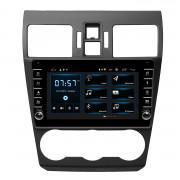 Штатная магнитола Incar XTA-5012R для Subaru Forester (2015-2018), Impreza, XV (2015-2017), WRX (2014+) Android 10