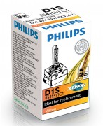 Philips Ксеноновая лампа Philips D1S Vision 85415 VI C1