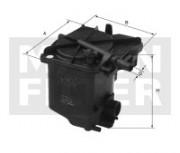 Топливный фильтр MANN WK9392