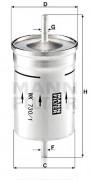 Топливный фильтр MANN WK7301