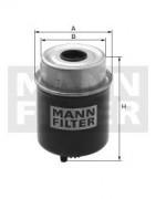 Топливный фильтр MANN WK8115