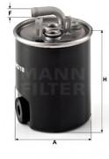 Топливный фильтр MANN WK84218