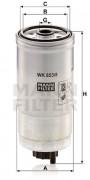 Топливный фильтр MANN WK8538