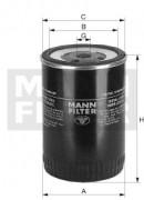 Паливний фільтр MANN WK9503