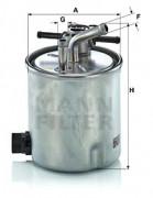 Топливный фильтр MANN WK9067
