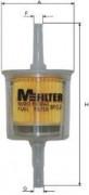 Паливний фільтр MFILTER BF02