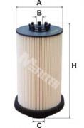 Паливний фільтр MFILTER DE687