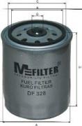 Паливний фільтр MFILTER DF328