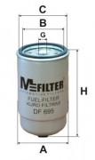 Паливний фільтр MFILTER DF695