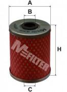 Паливний фільтр MFILTER DE3115