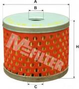 Паливний фільтр MFILTER DE685