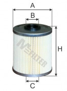 Паливний фільтр MFILTER DE3129