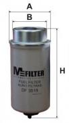 Паливний фільтр MFILTER DF3519