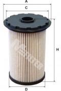 Паливний фільтр MFILTER DE3131