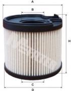 Паливний фільтр MFILTER DE3113