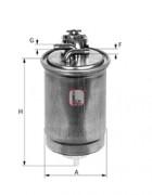 Топливный фильтр SOFIMA S4430NR