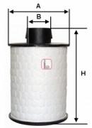 Топливный фильтр SOFIMA S6H2ONE